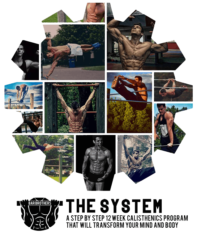 Bar Brothers System 12 Week Program Image